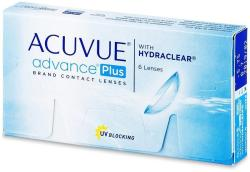 Johnson & Johnson Acuvue Advance Plus (6) - 2 heti