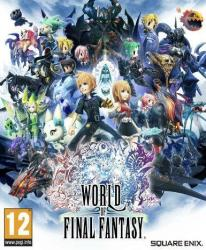 Square Enix World of Final Fantasy (PC)