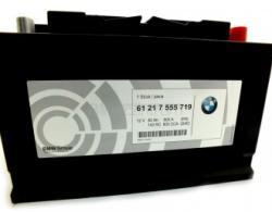 BMW START STOP AGM 80Ah 800A Borna normala