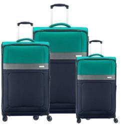 Travelite Stream spinner bőrönd szett (83340)