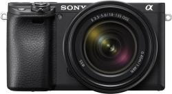 Sony Alpha 6400 + 18-135mm (ILCE6400M)
