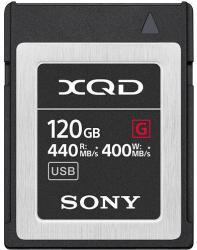 Sony XQD G SERIES MEMORY CARD 120GB QD-G120F
