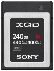 Sony SDXC XQD G 240GB QDG240F