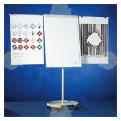 SMIT Flipchart magnetic cu brate laterale, cu rotile, 105 x 70 cm, SMIT Vario (14001102)