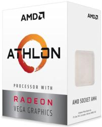 AMD Athlon 240GE Core 2 Duo 3,5GHz AM4 Процесори