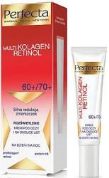 Perfecta Cremă pentru zona ochilor - Dax Cosmetics Perfecta Multi-Collagen Retinol Eye Cream 60+/70+ 15 ml Crema antirid contur ochi