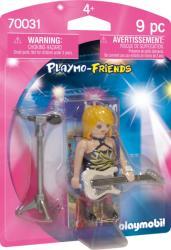 Playmobil Rockstar (70031)