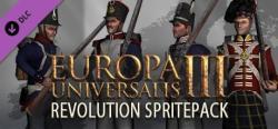 Paradox Interactive Europa Universalis III Revolution Spritepack DLC (PC)