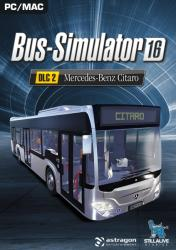 Astragon Bus Simulator 16 Mercedes-Benz Citaro DLC (PC)