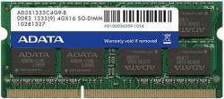 ADATA Premier 4GB DDR3 1333MHz AD3S1333C4G9-R