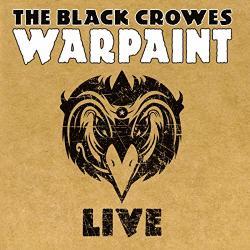 Black Crowes Warpaint Live -digi-