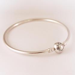 Pandora Moments Bracelet 590713 (Ezüst, 19 cm)