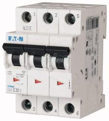 Eaton Siguranta automata FAZ-C6/3 6A 15Ka 3P-Eaton (278867)