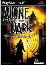 Infogrames Alone in the Dark 4 The New Nightmare (PS2)
