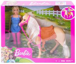 Mattel Barbie lovas szett (FXH13)