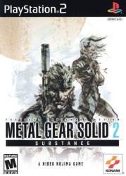 Konami Metal Gear Solid 2 Substance (PS2)
