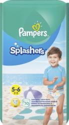 Pampers Splashers 5-6 úszópelenka 10db