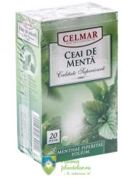 Celmar Ceai de Menta 20 plicuri