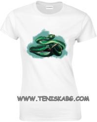 Montecarlo - ROLY Тениска със снимка - змия