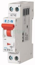 Eaton Siguranta automata PLN6-B10/1N-DE 10A B 1P+N 6kA 263270 - Eaton (263270)