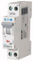 Eaton Siguranta automata PLN6-B16/1N-DE 16A B 1P+N 6kA 263272 - Eaton (263272)