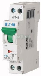 Eaton Siguranta automata PLN6-C6/1N-DE 6A C 1P+N 6kA 263279 - Eaton (263279)