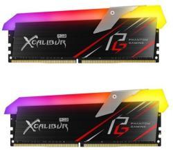 Team Group T-FORCE XCALIBUR Phantom Gaming RGB 16GB (2x8GB) DDR4 3200MHZ (TF8D416G3200HC16CDC01)
