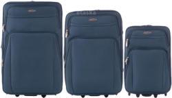 Benzi 3 db-os bőrönd szett (BZ-4893)
