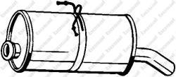 BOSAL Toba esapament finala PEUGEOT PARTNER combispace (5F) (1996 - 2012) BOSAL 135-705