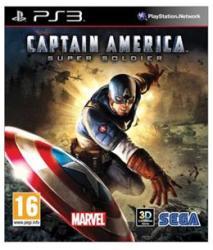 SEGA Captain America Super Soldier (PS3)