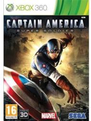 SEGA Captain America: Super Soldier (Xbox 360)