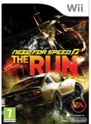 Electronic Arts Need for Speed The Run (Wii)
