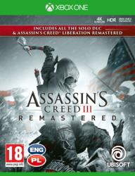 Ubisoft Assassin's Creed III Remastered (Xbox One)