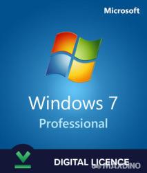 Microsoft Windows 7 Professional FQC-08701