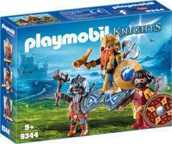 Playmobil Regele Pitic cu gardieni (9344)
