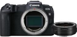 Canon EOS RP + EF-EOS R adapter (3380C023AA/3380C041AA)