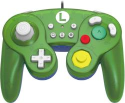 HORI Battle Pad for Wii U: Luigi Edition (WIU-076U)