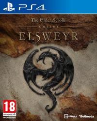 Bethesda The Elder Scrolls Online Elsweyr (PS4)