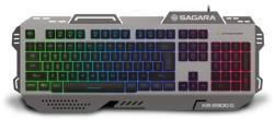 Zeroground KB-2300G Sagara Клавиатури