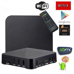 OTT Android SMART TV BOX