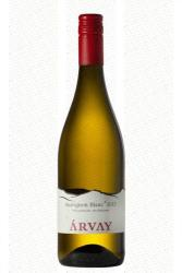 ÁRVAY Zempléni Sauvignon Blanc 2016