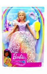 Mattel Barbie - Dreamtopia szivárvány hercegnő