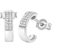 BLISS Дамски обици BLISS Classic Pave - 20064430