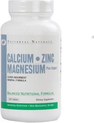 Universal Nutrition Calcium - Zinc - Magnesium 100 comprimate