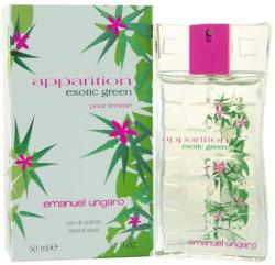 Emanuel Ungaro Apparition Exotic Green EDT 90ml