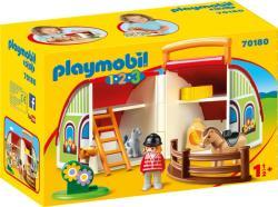 Playmobil Hordozható farmom (70180)