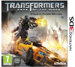 Activision Transformers Dark of the Moon Stealth Force Edition (3DS)