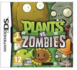 Mastertronic Plants vs. Zombies (Nintendo DS)