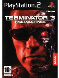 Atari Terminator 3 Rise of the Machines (PS2)