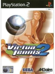 SEGA Virtua Tennis 2 (PS2)